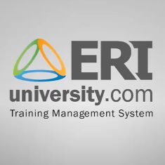 ERI University - Online Training Management